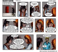 Part 14 of the Shadow Painter by pythonorbit
