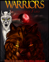 Warriors: Tigerclaw's Fury Comic Cover by Blue-Krew