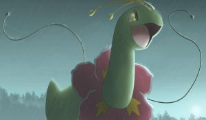 Meganium by All0412