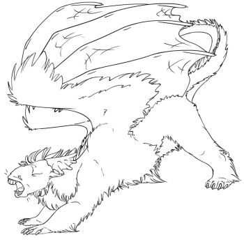 FR Tundra Coloring by Dragimal