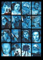 Topps Star Wars GALACTIC FILES Batch 3 by MJasonReed