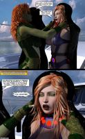 Starfire Captured Peril 01 by thejpeger