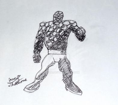 The Thing by jt3fan