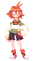 Pixel Pidge by Toiame