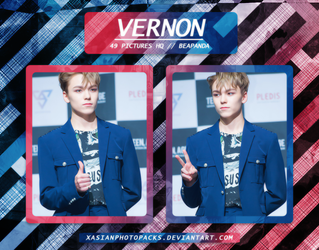 Photopack 2877 // Vernon (SEVENTEEN). by xAsianPhotopacks