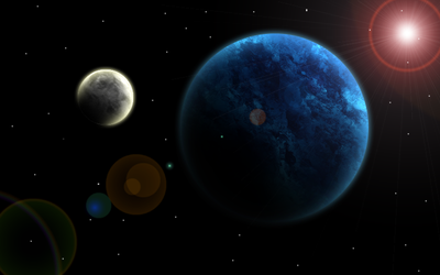 water Planet by newdeal666