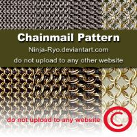 PS6 PATTERNS - Chainmail by Ninja-Ryo