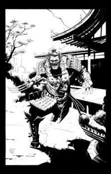 Wolverine Commission by Stephen-Green
