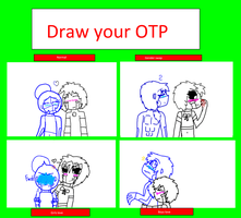 Draw your OTP Puppet x Ballora  by stardustSK