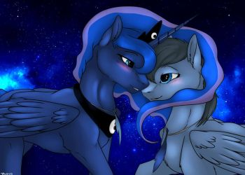 To Love the Moon by Backlash91