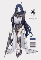 (CLOSED) Auction Adoptable 16 by M1l1