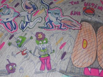 Teh Ultimate Rave Party by andyboosh4ever
