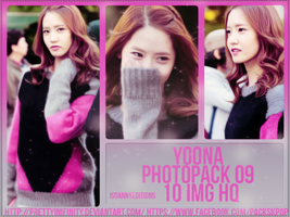 Yoona (SNSD)  PHOTOPACK#09 by PrettyInfinity