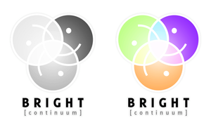 Bright Continuum Logo by GioIsGio