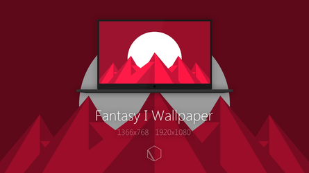 Fantasy I Wallpaper by TheButterCat