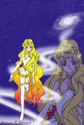Sailor Galaxia by princessfromthesky