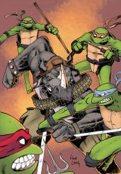 TMNT by horlang-64