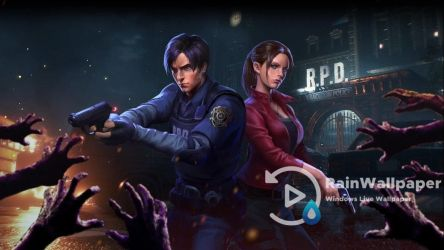 Resident Evil 2 by Jimking