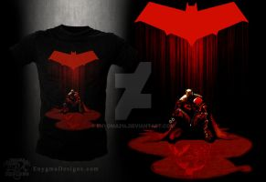 Death in the Family - Red Hood by enygma214