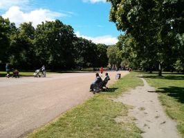 London - Hyde Park. by resir014