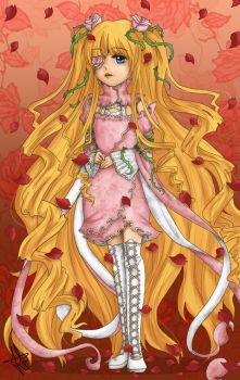 Rozen Maiden Number 5: Shinku by anime234dotcom