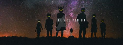 We Are Coming by ExtremeJuvenile