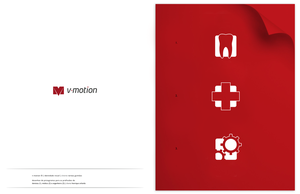 V-Motion and Pictograms by CostaDesign