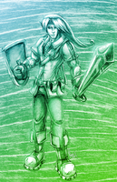 Link by Omegaro