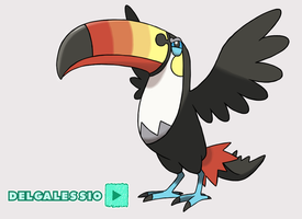 TOUCANNON artwork