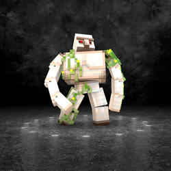 MCStudio: Iron Golem by TheDuckCow