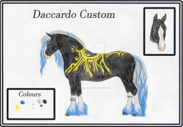Daccardo Design - Rynior by TheShiranja