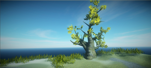 Realistic Tree 12 by RakshiGames