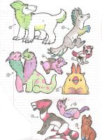 Traditional Adopts 4 OPEN by AbwettarAdopt