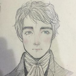 Lee Pace 19th century by bluehippopo