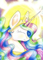 Princess of light by Lunar-White-Wolf