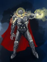 DSC 90 Ultron by robthesentinel