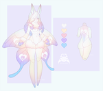 Moth Girl by Valkymie