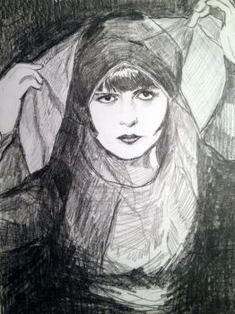 There Is Only Louise Brooks by filmshirley
