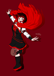 Ruby Rose by XJohnBoyX