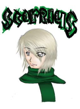 Scorpius Malfoy by serpentyne