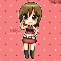 Vocaloid - MEIKO by Akage-no-Hime