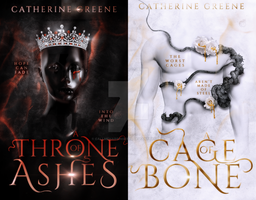 A Throne Of Ashes / A Cage Of Bones by CallMeHarbinger96