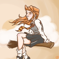 Stupid Potter by outlawink