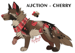 Auction - Cherry (CLOSED) by Squydney