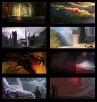 Color Key Practice by lord-phillock