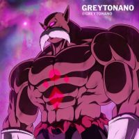 God of Destruction Toppo by Greytonano