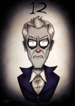 Doctor Burton 12 by Kenilem