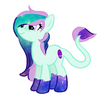 mlp character 1 by pff-f