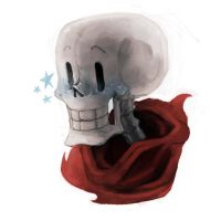 Papyrus (again) by renmargo