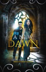 Wattpad Cover 21   A New Dawn by lottesgraphics